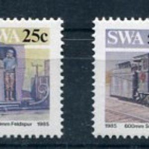 SWA (Dél-Afrikai Köztársaság) sor (011)